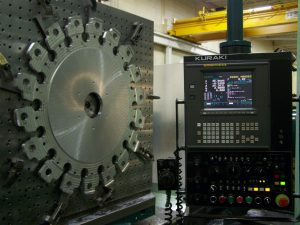 CNC Machine Kuraki